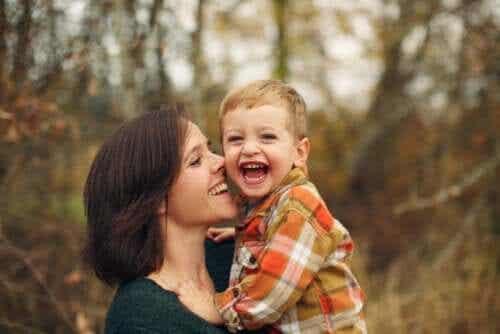 Attachment parenting kennen we ook als natuurlijk ouderschap