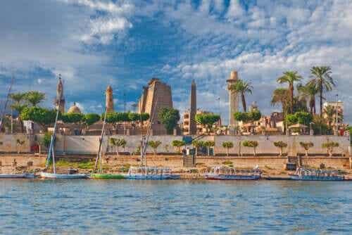 Leer ook alles over de rivier de Nijl