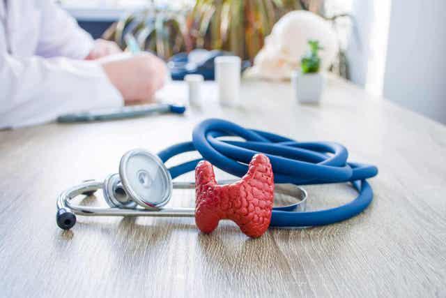 Schildklierproblemen kunnen al aanwezig zijn