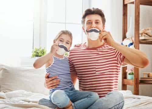 De band tussen vader en dochter