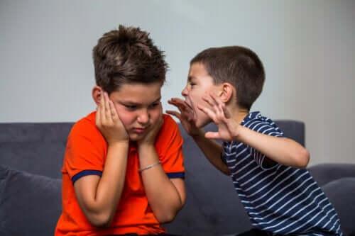 Agressief gedrag bij jonge kinderen: hoe te handelen?