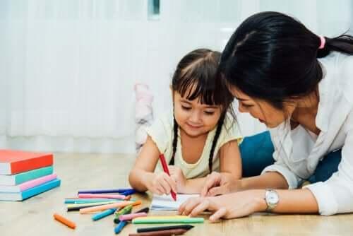 De huistest: een kijkje in de emotionele wereld van een kind