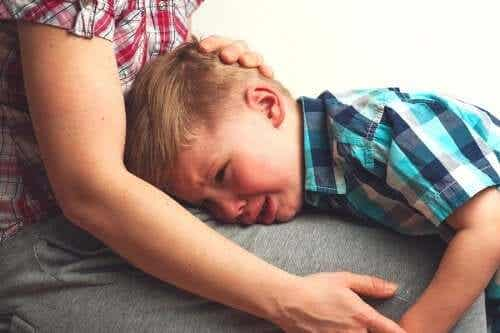 11 Zinnen om je kinderen te vertellen wanneer ze huilen