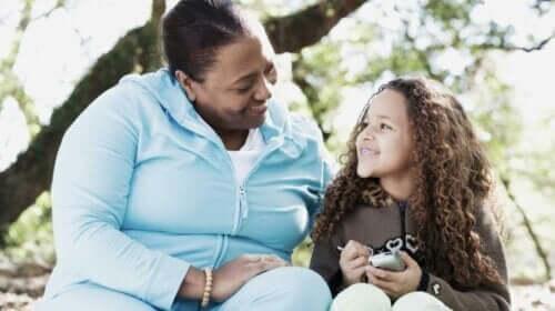 Afwezigheid van waarden: een probleem bij kinderen van nu