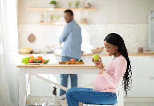 Op dieet tijdens de zwangerschap: is het veilig?