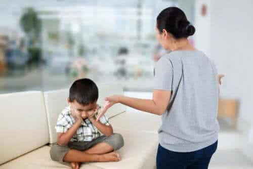 Gehoorzaamheid bij kinderen in de leeftijd van drie tot zes jaar