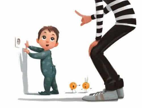 Trucs om kinderen uit de buurt van stopcontacten te houden