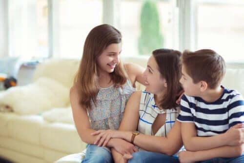 Je kinderen worden groot en je zult dit allemaal missen!