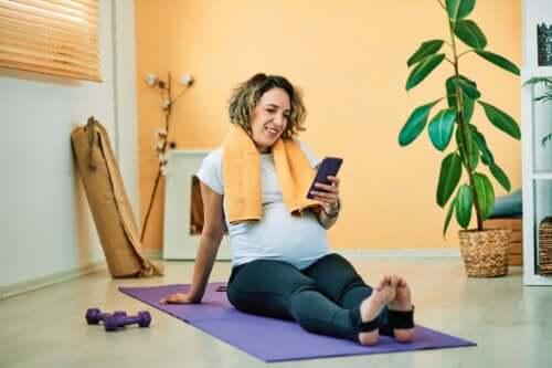 5 Bewegingsapps om in vorm te blijven tijdens de zwangerschap