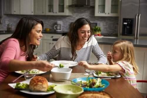 Hoe een gezond vegetarisch menu voor het gezin te plannen?