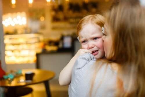 4 zinnen die kinderen troosten als ze huilen