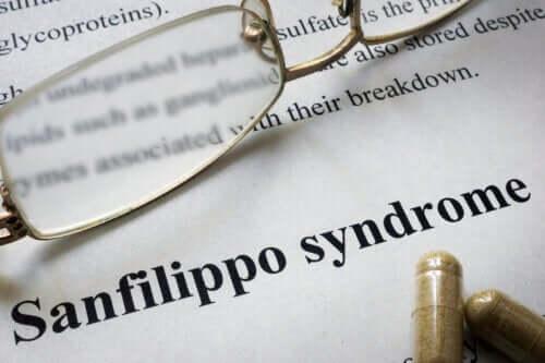 Wat is het syndroom van Sanfilippo bij kinderen?