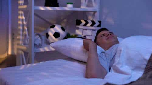 Slaapproblemen bij adolescenten