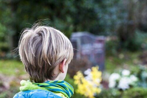 De angst voor de dood bij kinderen