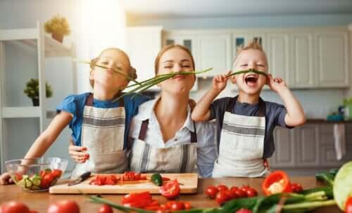 Wat zijn de beste voedingsmiddelen voor kinderen?