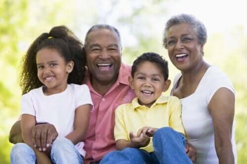 Leer je kinderen om ouderen te respecteren