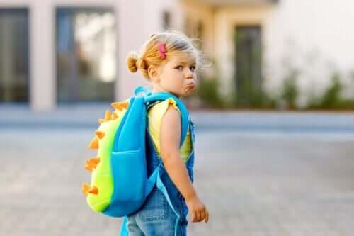 Wat te doen als je kind weigert naar school te gaan?