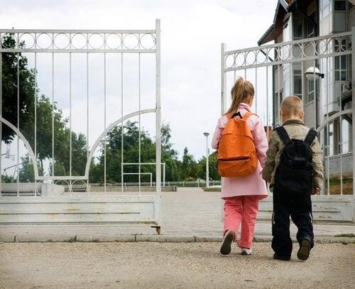 8 fouten die ouders maken op de eerste schooldagen