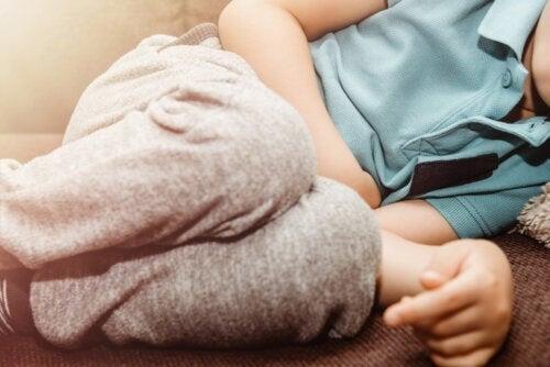Spijsverteringsstoornissen bij kinderen