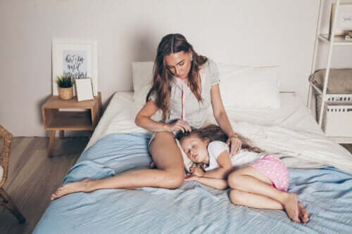 6 Fouten die we maken bij het naar bed brengen van een kind