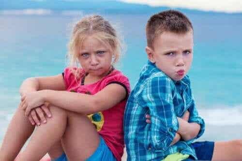Stappen voor kinderen om conflicten op te lossen