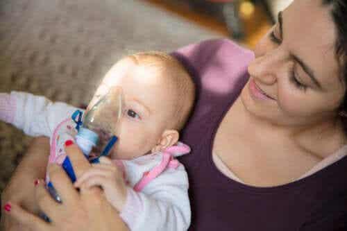 Ademhalingsfysiotherapie voor baby's: wanneer en waarom?