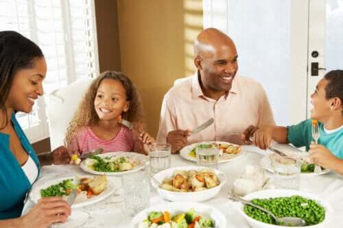 Goede eetgewoonten bij kinderen aanmoedigen