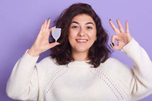 Menstruatiecups voor tieners: wat je moet weten