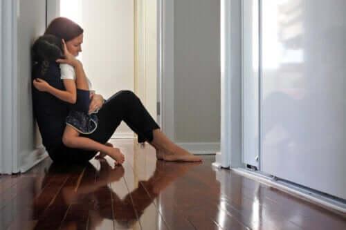 Ouderlijke depressie: hoe het kinderen beïnvloedt