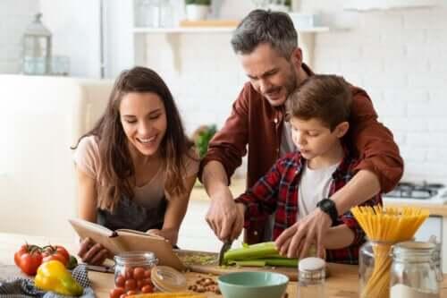 Ondersteunende ouders en toegeeflijke ouders, wat is het verschil?