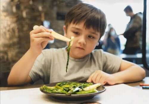 Hoe de inname van groenten door kinderen verhogen?