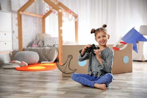 Soorten spel die belangrijk zijn voor je kind