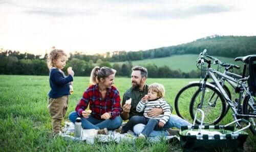 5 Recepten voor een picknick met de kinderen
