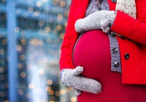 Op de winter geïnspireerde babynamen