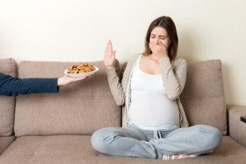 Hoe zwangerschap de zintuigen beïnvloedt