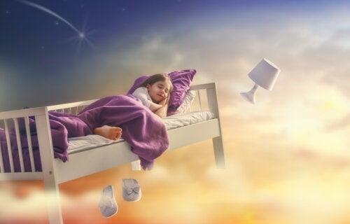 Slaap in de kindertijd en lichamelijke en geestelijke gezondheid