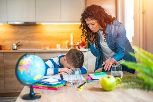 Mijn kind verliest alles: hoe kan ik hem of haar helpen?