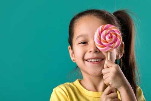 Te vermijden voedingsmiddelen om voor het gebit van je kind te zorgen